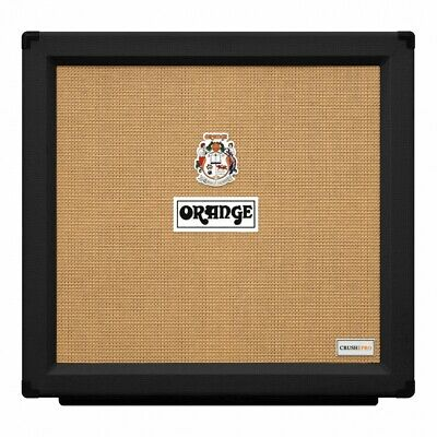 Orange Crush Pro 412 Black Compact Speaker Cabinet