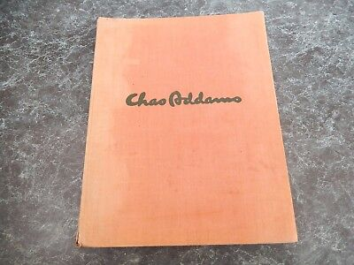 """Chas Addams """"Drawn and Quartered"""" Hardback back 1943  in Fair Condition."""