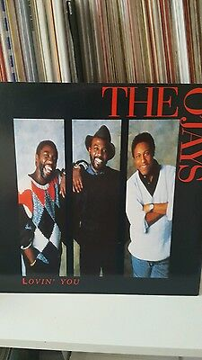 OJAYS LOVING YOU b/w DON'T TAKE YOUR LOVE AWAY