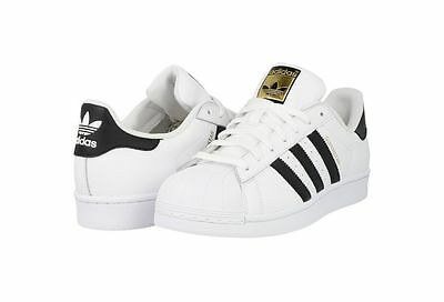 Chaussures Adidas Originals Superstar Foundation C77124 Sneakers 36 2/3 - 41 1/3