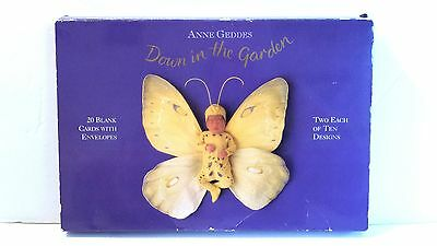 ANNE GEDDIES Down in the Garden Blank Cards with Envelopes in Boxed Collection