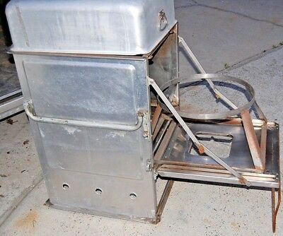 Military Kitchen M59 Field Range Stove Oven ... Campers, Preppers, Hunt Camp