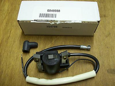 Wacker rammer, jumping jack tamper ignition coil magneto Fits BS45y, 52Y, BS60Y