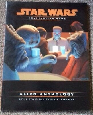 star wars roleplaying game alien antholgy