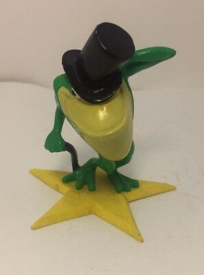 Rare Vintage Michigan J Frog 1995 Warner Bros Studio Store Looney Tunes Applause