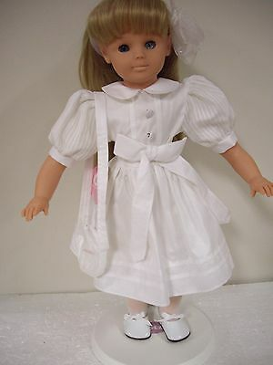 "Gotz - 19 1/2""Tall, Soft Vinyl Doll, ""Joanna"""