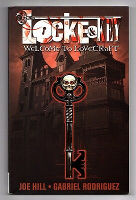Locke & Key: Welcome To Lovecraft - TPB Graphic Novel (IDW Publishing)