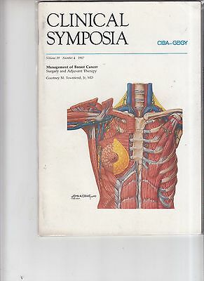 Vintage Ciba Clinical Symposia volume 39 number 4 1987