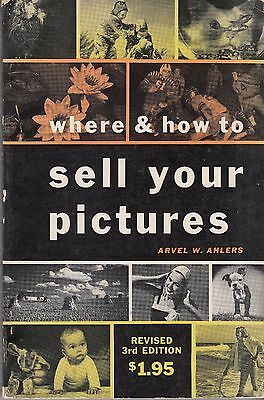Vintage 1956 Sell Your Pictures Booklet