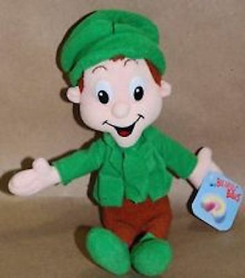 Breakfast Babies Lucky the Leprechaun, 1997, Attached tag, Vintage