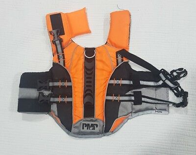 Extra Small Dogs Life Jacket in Orange