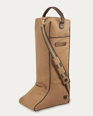 NEW Noble Equine/Outfitters Signature Tall Boot Bag - Tan