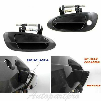 B3965 For 02-06 NISSAN ALTIMA Outside Door Handle J40 GREEN Front Right