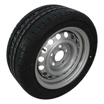 Komplettrad 195/50R13C 104N Security 5-Loch, ML67, LK112, ET30 für Trailer