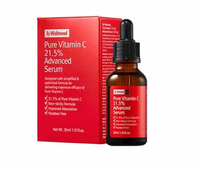 [By Wishtrend] Pure Vitamin C21.5 Advanced Serum 30ml, Brightening No Artificial