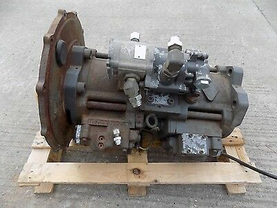 Case Excavator Cx210 - Cx230 Main Hydraulic Pump With Auxilary Pump  Krj6917