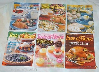 11 Miscellaneous Magazines Taste of Home, Rachael Ray, Mixing Bowl, Diabetes