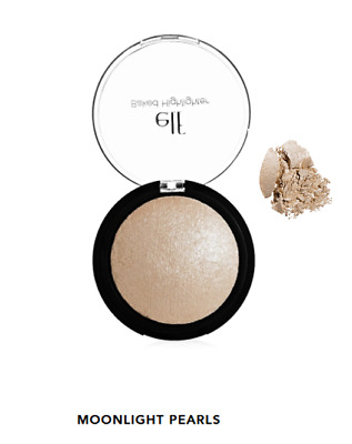 ELF E.L.F. Baked Highlighter - Moonlight Pearls