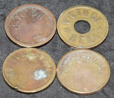 A Mix Of Old Tokens | Tokens | KM Coins