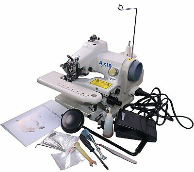 Axis 500-1 Portable Blind Stitch Hemming Machines Alterations Hem Pants
