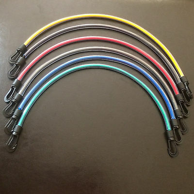 Ascot elastic PVC Coated fillet string for horse rugs  Many colours / Wipe clean