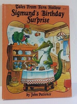 Sigmund's Birthday Surprise Tales from Fern Hollow John Patience 1993