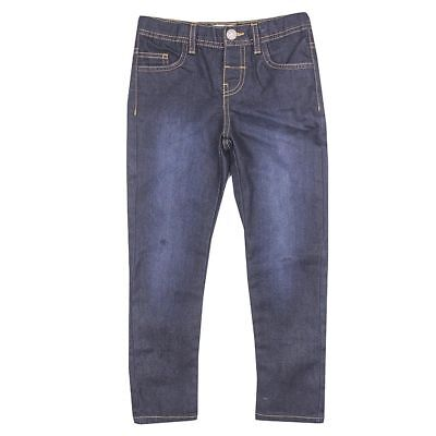 Boys Jeans Denim Straight Leg Classic Fit Trendy Toddler Kids 2 to 6 Years