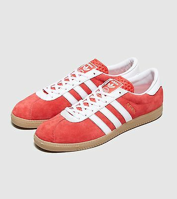 new product 319cd c1d3c Adidas Size  Exclusive Athen UK9 - Very Rare - Brand New - Red - Deadstock