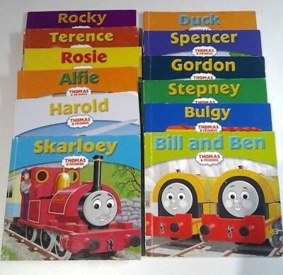 Thomas and Friends books My Thomas Story Library many books combined postage