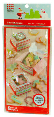 Good Cook Cookie Boxes - Medium - Christmas Sweater