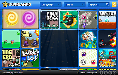 Thrilling Game Store Website Free Installation + Free Hosting