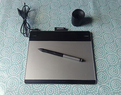 Wacom Tablette graphique Intuos Pen & Touch Small