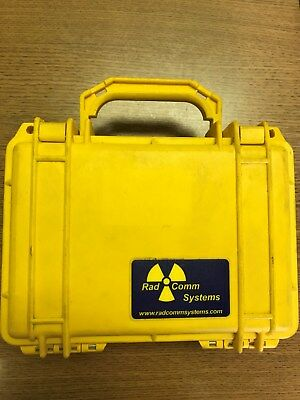 RadComm MSpec Portable Radiation Detector