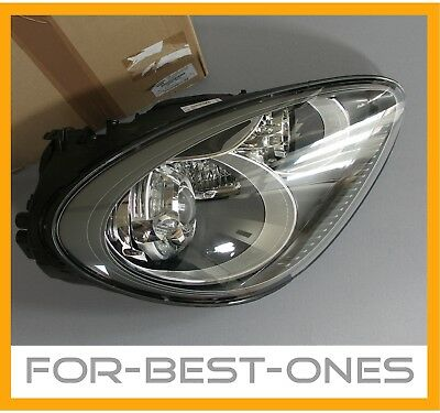 neu porsche cayenne 958 xenon scheinwerfer front light. Black Bedroom Furniture Sets. Home Design Ideas