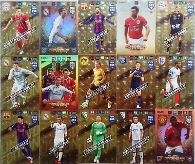 Panini Adrenalyn FIFA 365 2018 LIMITED EDITION and RARE