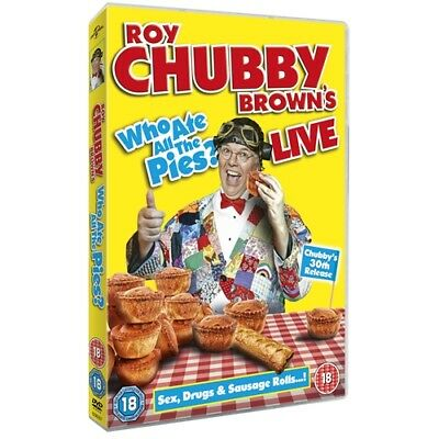 Roy chubby brown live qu'elle pipeuse