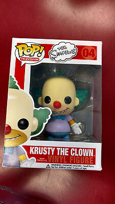 FUNKO POP! Television The Simpsons Krusty the Clown