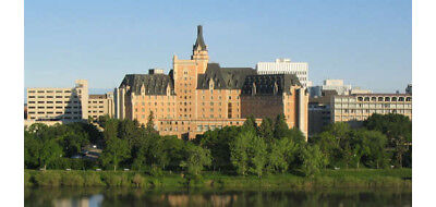 Delta Bessborough Hotel in Saskatoon - 1 Night Stay in a Standard Room for Two