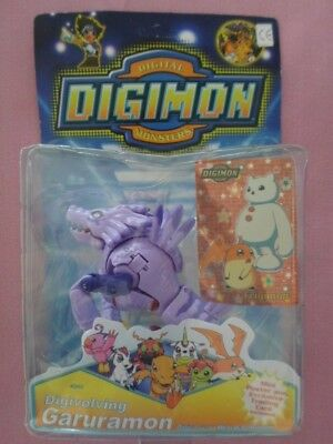 Digimon Digivolving Garuramon Figure Bootleg Sealed