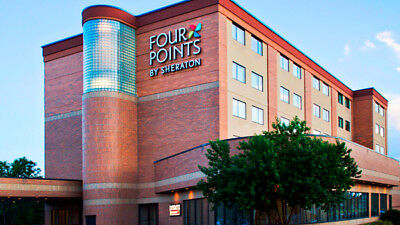 Four Points by Sheraton Winnipeg South Hotel - 1 Night Stay with Breakfast