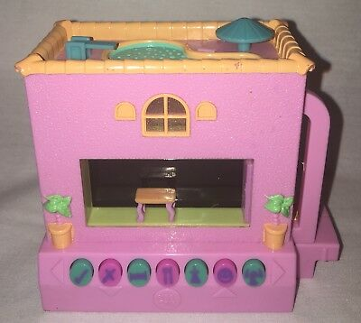 2005 Pixel Chix Roof Top Pool Tested Works Interactive Electronic Mattel
