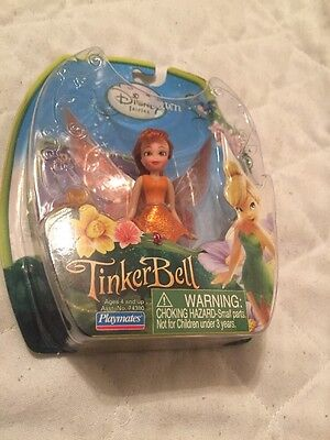 Rare 2008 Disney Tinker bell Playmates/Fairies  (Fawn) Factory Sealed