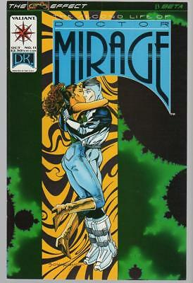 US Comics, The Second Life of Doctor MIRAGE # 11, 1994