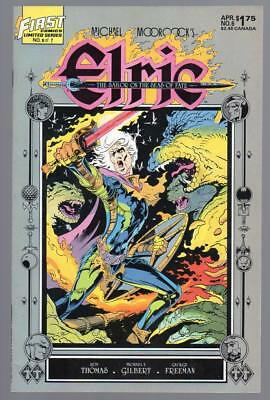 US Comics, ELRIC - The Sailor on the Seas of Fate # 6/7, 1986
