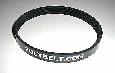 BT012100AV BELT HUSKY CAMPBELL HAUSFELD AIR COMPRESSOR Replacement BELT 8 Ribs