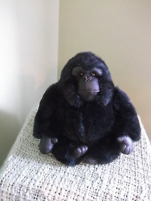 """11"""" ganz bros Heritage Collection Gorilla leatherette face hands & feet tagged"""