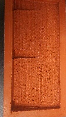 oo gauge - Stone style retaining wall mould - Suit Hornby Bachmann OO Gauge