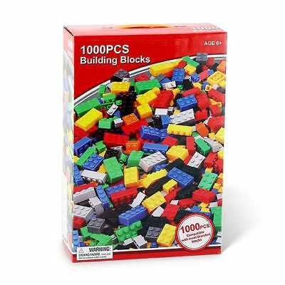 NEW 1000 Piece Building Block Set