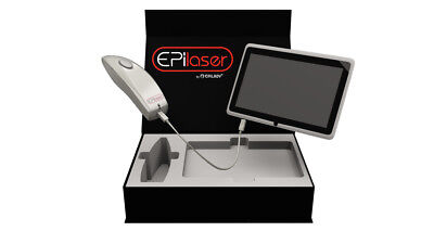 Epilaser Epilady Laser Facial Permanent Hair Removal With Cam Control And Screen