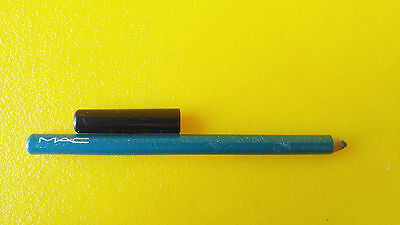Mac Cosmetics Softsparkle Eye Pencil RARE Peacocked .03oz New Teal Color Shimmer